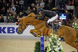 Lejeune Philippe (BEL) - Vigo d'Arsouilles<br /> CSI-W Mechelen 2008<br /> Photo © Dirk Caremans