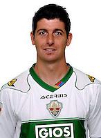 Javier Flores Santacruz ( Elche CF )