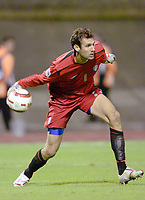 Fotball<br /> VM-kvalifisering<br /> Croatia / Kroatia v Sverige <br /> 08.10.2005<br /> Foto: Dppi/Digitalsport<br /> NORWAY ONLY<br /> <br /> ANDREAS ISAKSSON (SWE)