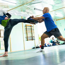 20210715: SLO, Taekwondo - Ivan Trajkovic Practice Session