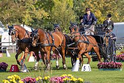 Voutaz Jerome, SUI, Esteban, Flower de Gessenay, Leon, Valerio<br /> CHIO Aachen 2021<br /> © Dirk Caremans<br />  19/09/2021