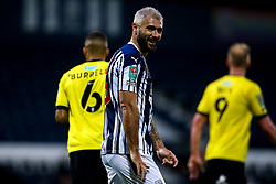 Charlie Austin of West Bromwich Albion - Mandatory by-line: Robbie Stephenson/JMP - 16/09/2020 - FOOTBALL - The Hawthorns - West Bromwich, England - West Bromwich Albion v Harrogate Town - Carabao Cup