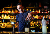 Wen Yeh, owner of Neat and other bars.