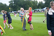 KATY GUEST; PAUL THORPE, Veuve Clicquot Gold Cup. Cowdray Park on July 20, 2008 . Midhurst, England.