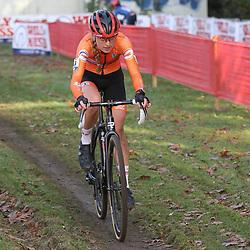 07-11-2020: Wielrennen: EK Veldrijden: Rosmalen <br />Denise Bestsema