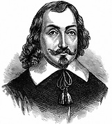 Samuel de Champlain (1567-1635) French explorer. Explored coast of Canada 1603-1617. Founded Quebec on his third voyage to Canada (1608). Wood engraving