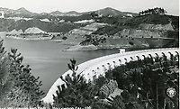 1948 Lake Hollywood and Dam