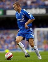 Photo: Daniel Hambury.<br />Chelsea v Manchester City. The Barclays Premiership. 20/08/2006.<br />Chelsea's Andriy Shevchenko