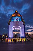 Monument To The Revolution, Mexico City, Mexico
