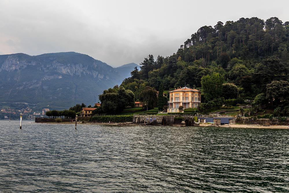 Villa Fanny on Lago di Como in Italy.