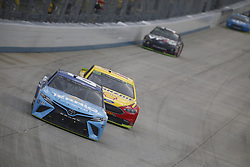 October 7, 2018 - Dover, Delaware, United States of America - Timmy Hill (66) battles for position during the Gander Outdoors 400 at Dover International Speedway in Dover, Delaware. (Credit Image: © Justin R. Noe Asp Inc/ASP via ZUMA Wire)