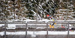 01.02.2013, Biathlonzentrum, Obertilliach AUT, IBU, Jugend und Junioren Weltmeisterschaften, Staffel Junioren Maenner, im Bild Korbinian Raschke (GER) // Korbinian Raschke from Germany during the Relay Juniors Men of IBU Youth  and Juniors World Championships at Biathloncenter, Obertilliach, Austria on 2013/02/01. EXPA Pictures © 2013, PhotoCredit: EXPA/ Michael Gruber