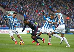 Arsenal's Alexandre Lacazette in action