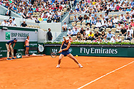 Angelique Kerber (ger) during the Roland Garros French Tennis Open 2018, day 9, on June 4, 2018, at the Roland Garros Stadium in Paris, France - Photo Pierre Charlier / ProSportsImages / DPPI