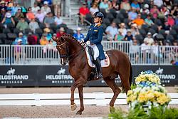 Witte-Vrees Madeleine, NED, Cennin<br /> World Equestrian Games - Tryon 2018<br /> © Hippo Foto - Dirk Caremans<br /> 14/09/18