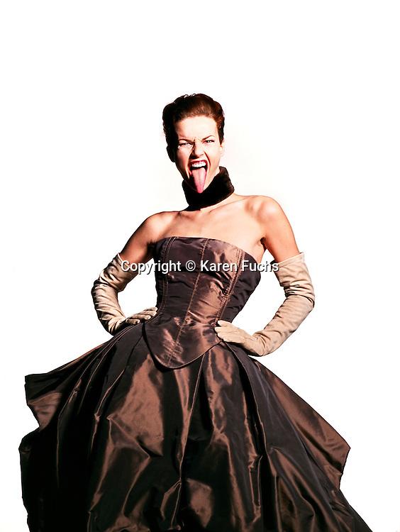 Anke Seeling for Albrecht Ollendiek Fashion campaign