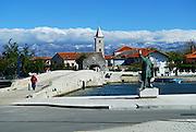 Town of Nin, Croatia