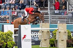 Kövy Jun Andras, HUN, Faquitol S<br /> European Championship Riesenbeck 2021<br /> © Hippo Foto - Dirk Caremans<br />  01/09/2021