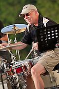 Danny Smythe with the Box-Tops at Deerpath Park, Readington Township, NJ 8/6/2009.