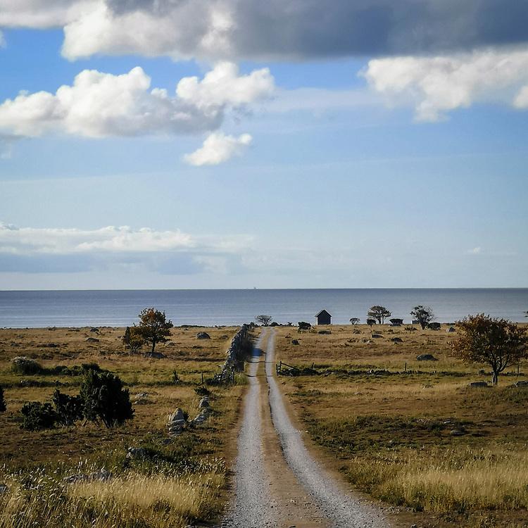 Södra Gotland, Sudret.<br /> PHOTO © Bernt Lindgren