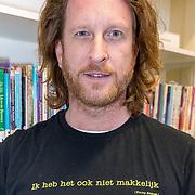 NLD/Amsterdam/201901213 - BN'ers bij het Nationale Voorleesontbijt 2019, Jim de Groot