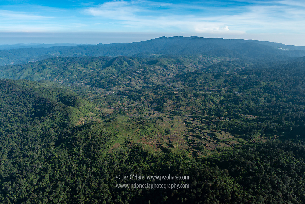 Ciptagelar traditional villages, Mount Halimun-Salak National Park, Kabupaten Sukabumi, West Java, Indonesia