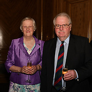Lord Bamford attend the 7th annual Churchill Awards honour achievements of the Over 65's at Claridge's Hotel on 10 March 2019, London, UK.