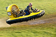 Towcester, England,  28-29th August 2010: 20 Michel Metzner (Germany) during the World Hovercraft Championships at Towcester Race Course, Towcester, Nothamptonshire, UK (photo by Lee Irvine/SLIK images)