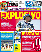 March 16, 2021 (LATIN AMERICA): Front-page: Today's Newspapers In Latin America