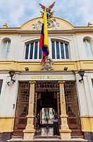 Museo Militar in La Candelaria aera Bogota capital city of Colombia South America