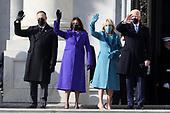 January 20, 2021 (US): 59th Presidential Inauguration Of Joe R. Biden and Kamala Harris