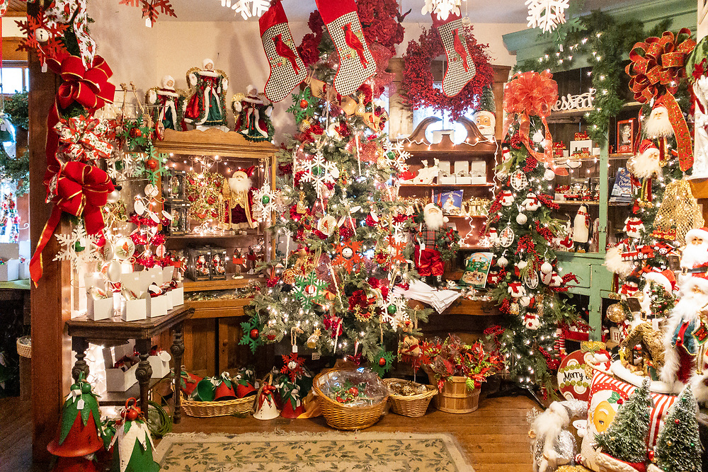 The Christmas House in Southport, North Carolina on Saturday, August 7, 2021. Copyright 2021 Jason Barnette