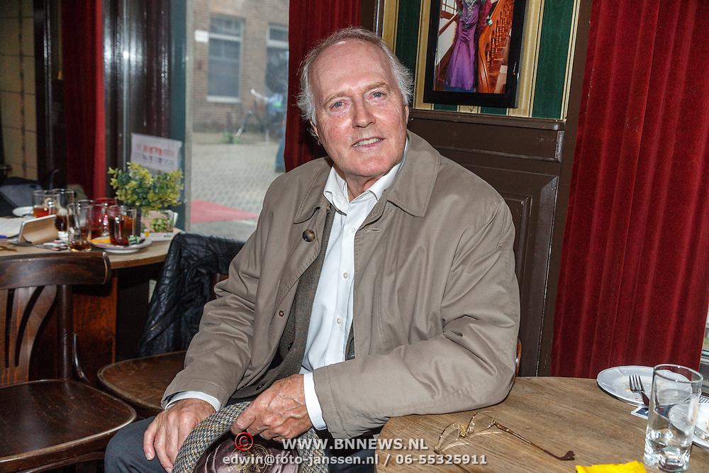 NLD/Amsterdam/20150916 - Perspresentatie Baantjer Live 2, Peter Tuinman