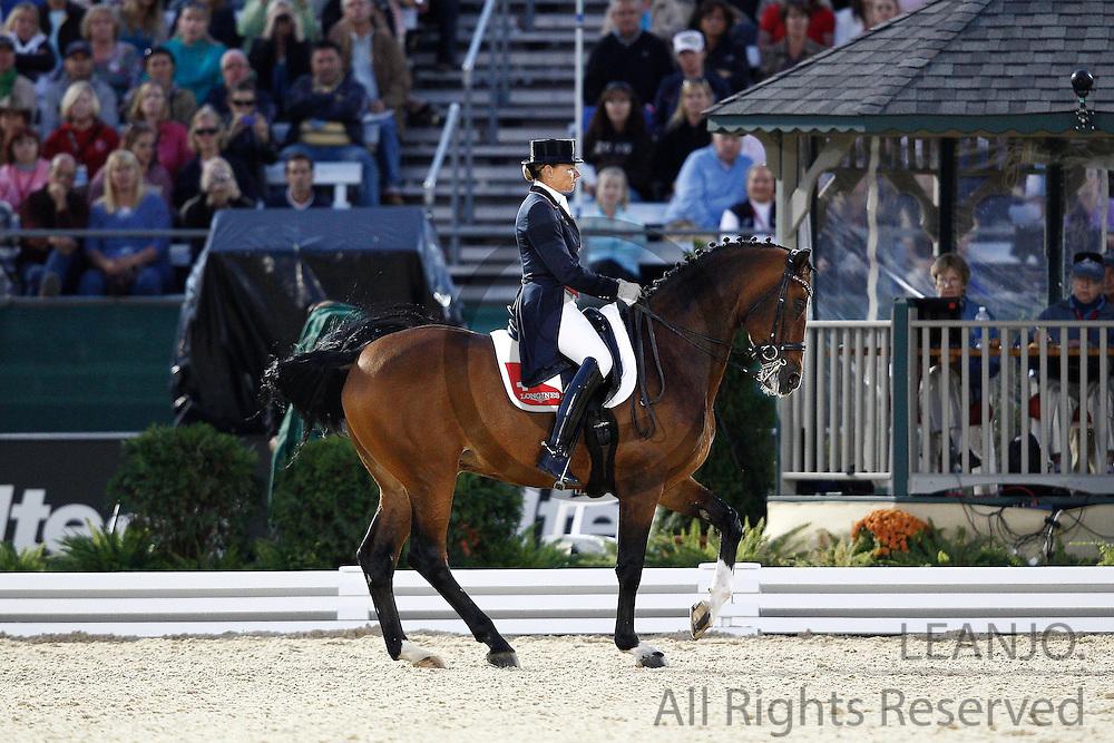 Marcela Krinke Susmeij - Corinth<br /> Alltech FEI World Equestrian Games <br /> Lexington - Kentucky 2010<br /> © DigiShots