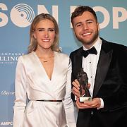 NLD/Amsterdam/20200211 - Uitreiking Edison Pop 2020, Suzan en Freek winnen een Award