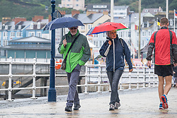 ©Licensed to London News Pictures. 30/07/2019. Aberystwyth, UK. 