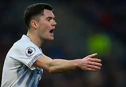 Everton's Michael Keane during the Premier League match at Turf Moor, Burnley