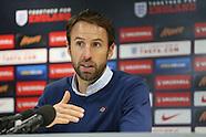 U21 England Press Conference 051115