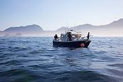 Fishing Sitka, Southeast, Alaska