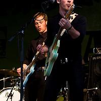 Death By Unga Bunga performing at Norwegian Wood, Oslo 2012.