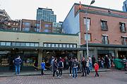 Original Starbucks in Seattle at Pike Place Market