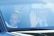 091216 Spanish Royals Take Their Children to the School