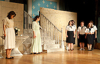 Laconia High School production of The Sound of Music April 12, 2011.