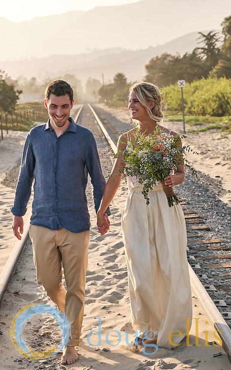 Allie and Max Carpinteria Elopement