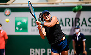 Harmony Tan of France during the second round at the Roland-Garros 2021, Grand Slam tennis tournament on June 2, 2021 at Roland-Garros stadium in Paris, France - Photo Rob Prange / Spain ProSportsImages / DPPI / ProSportsImages / DPPI
