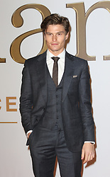© Licensed to London News Pictures. 14/01/2015, UK. Oliver Cheshire Kingsman: The Secret Service - World Film Premiere, Leicester Square, London UK, 14 January 2015, Photo credit : Richard Goldschmidt/Piqtured/LNP