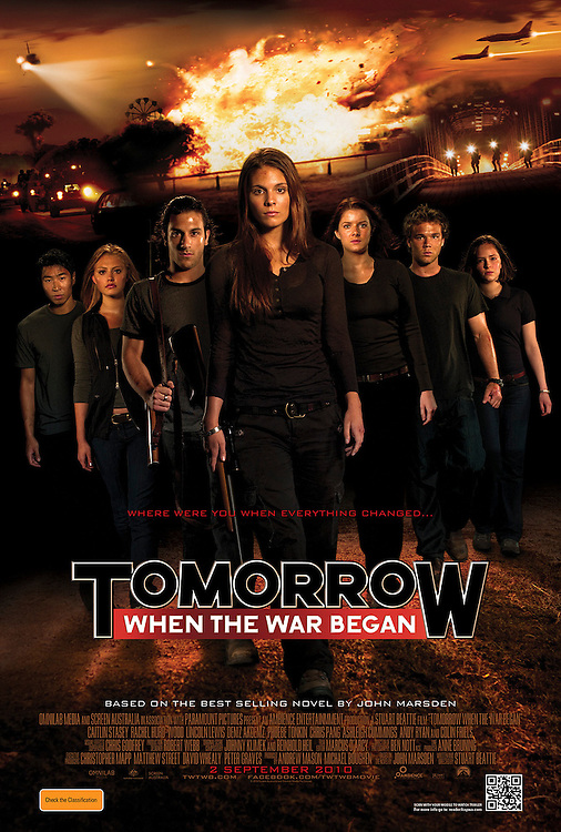 Tomorrow When The War Began Key Art