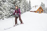 Colorado Winter Hut Trip