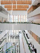 AURORA Wageningen University Liag Architecten en bouwadviseurs