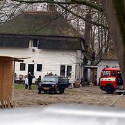 Brand Nicole des Bouvrie Naarden, brandweerwagen, 831